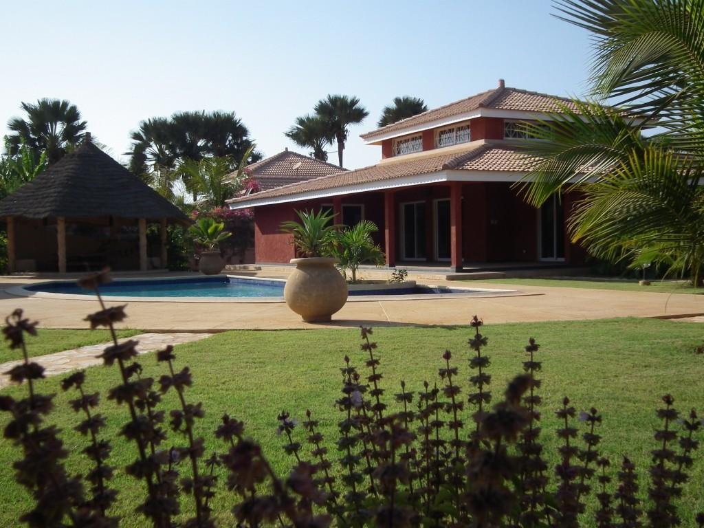 Les villas de saly kalahari for Villas la magdalena 4