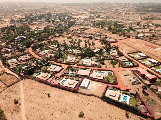 Image article Le domaine de Kalahari